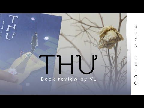 Review sách Thư I Sách trinh thám của Keigo I Sách hay