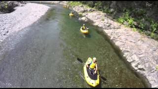 CANYONS Pack raft PV 2015