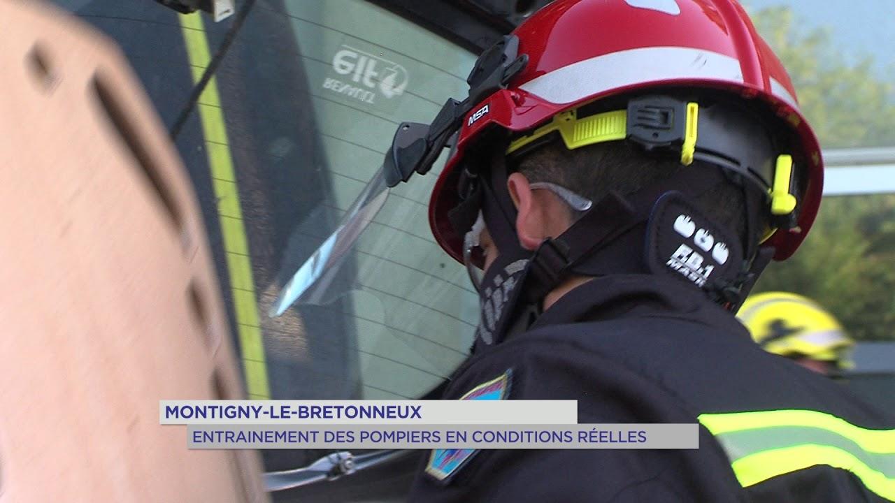 montigny-bretonneux-entrainement-pompiers-conditions-reelles