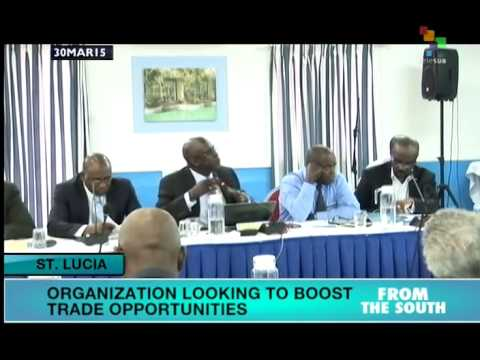 Eastern Caribbean trade ministers meet in St. Lucia