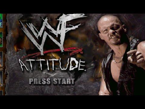 WWF Attitude - All Entrances On N64