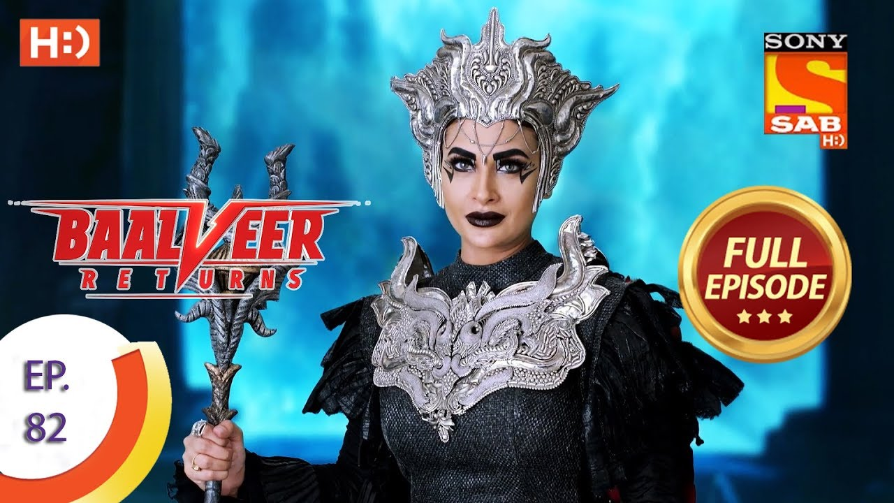 Download Baalveer Returns - Ep 82 - Full Episode - 1st January 2020