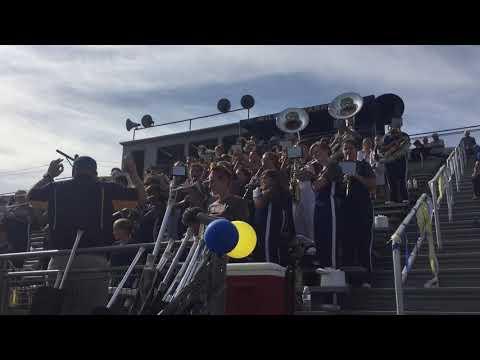 Warpath (cheerleaders and marching band)