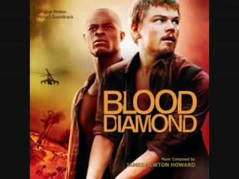 Blood Diamond - Solomon Vandy - James...