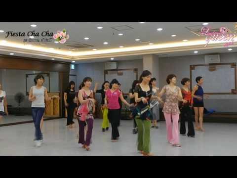 Fiesta Cha Cha Line Dance