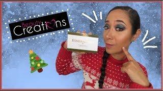 Look para Navidad | Esmeralda II Beauty Creations | Makeup Junkie MX