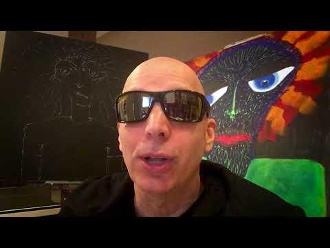 """Joe Satriani -  """"What Happens Next"""" Announcement"""