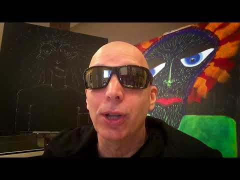 "Joe Satriani -""What Happens Next"" Announcement"