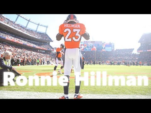 Quick Film Session on Ronnie Hillman