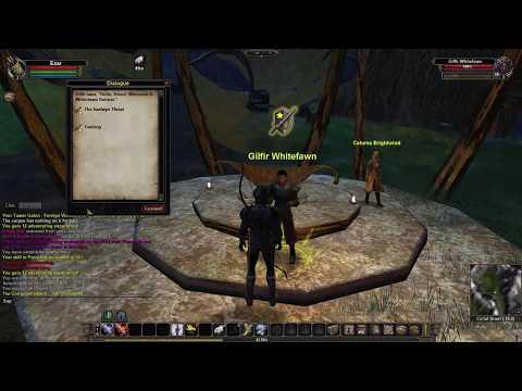 MMORPG Memory Lane Part 14 - Vanguard: Saga of Heroes - Game