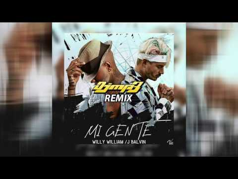 J Balvin ft Willy Willian - Mi Gente (Dj MP3 Remix)