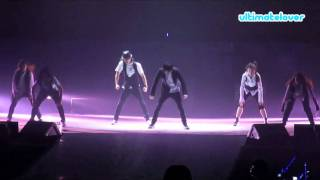 Super Junior SS3 in Manila 20110226 Eunhyuk solo 【Down】