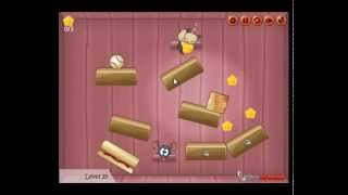 Mouse House Walkthrough - funny physics puzzle game