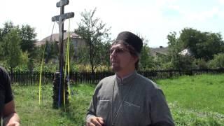 Незаконна забудова храму московського патріархату у м. Стебнику