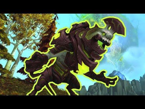 World Of Warcraft How To Get The Acid Belcher Mount музыка для машины