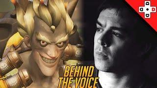 Overwatch Behind the Voice - Junkrat's Voice Actor, Chris Parson