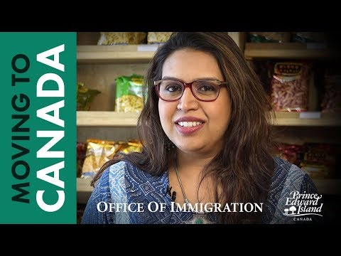 PEI PNP Immigration Profile - Ramila Agrawal