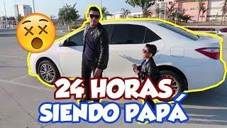 24 HORAS SIENDO PAPÁ / ELSUPERTRUCHA