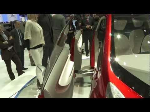 Live from Geneva 2012 Tata MegaPixel