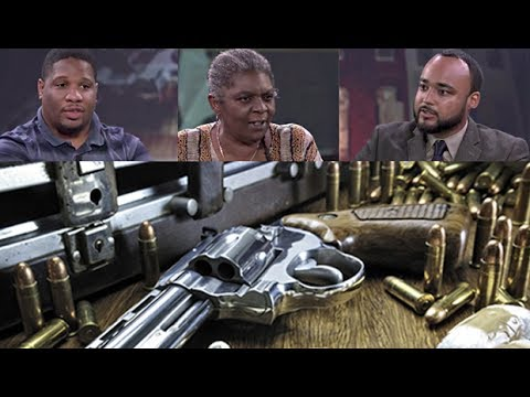 Should Baltimore Adopt Mandatory Sentences For Illegal Guns?
