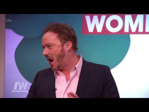 Russell Watson Sings Some Opera | Loose Women