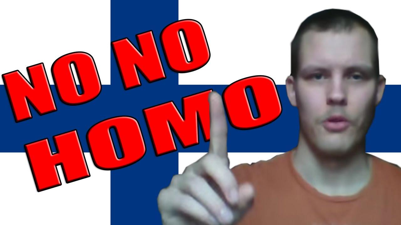 No homo - YouTube