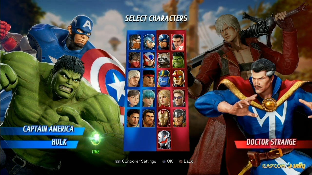 Image result for marvel vs capcom infinite gameplay