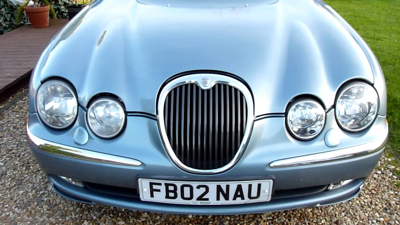 Captivating Video Review Of 2002 Jaguar S Type 3.0 For Sale SDSC Specialist Cars  Cambridge