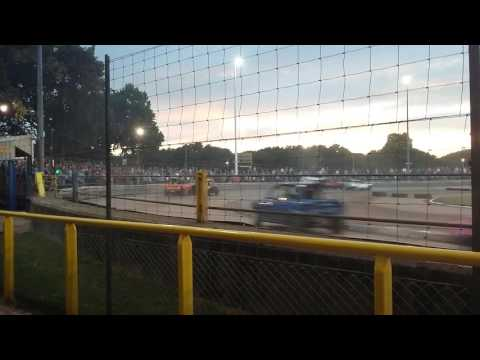 First National Micra race at Arlington Raceway 7 September