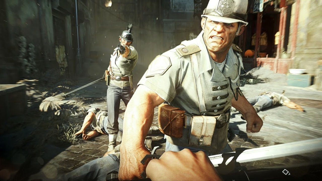 Image result for dishonored 2 gameplay