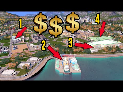 How To Make Millions $$$ With 5⭐Industries & Zero Traffic!
