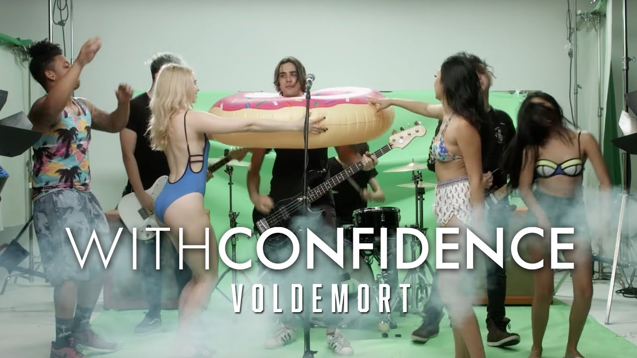 With Confidence - Voldemort (Official Music Video) #1