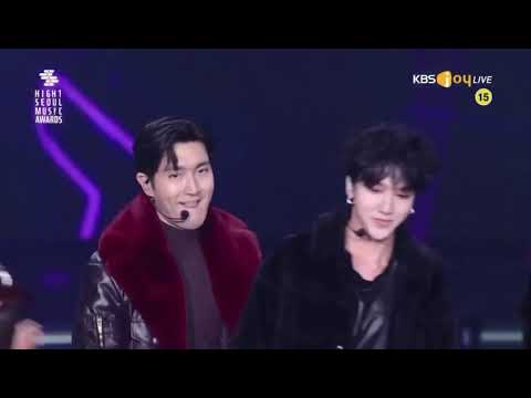 200130 SUPER JUNIOR [Full Performance] | High1 Seoul Music Awards 2020 | SMA 2020