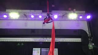 Ирина Касабова - Catwalk Dance Fest IX[pole dance, aerial]  30.04.18.