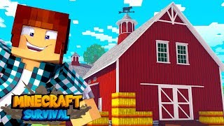 Minecraft Survival AO VIVO - O CELEIRÃO !!
