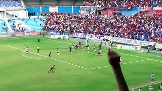 Unión Magdalena vs Pereira -  Torneo Aguila - Mejores Jugadas
