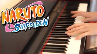 Naruto Shippuden - Opening 3 (Piano Cover)