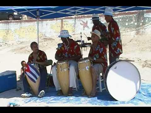 Cuban Columbia Music Proyecto Saoko