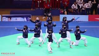 2017 China Open,Taekwondo Dance,Junior 1st,Dragon Kids,2017 中国跆拳道公开赛 跆舞少年组 冠军 浙江跆协 中国龙队示范团 龙拳小子 林秋楠
