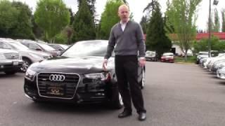 Audi A5 2013 Videos