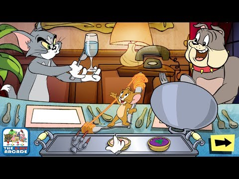 Tom and Jerry: Suppertime Serenade - Making Music with your Food (Boomerang Games)