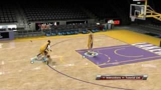 NBA 2k9 PC practice mode