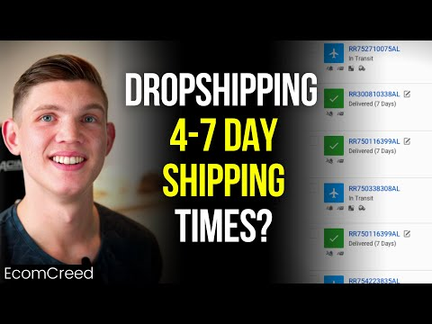Aliexpress Alternatives For Shopify Dropshipping - With Faster Shipping 4-7 Days thumbnail