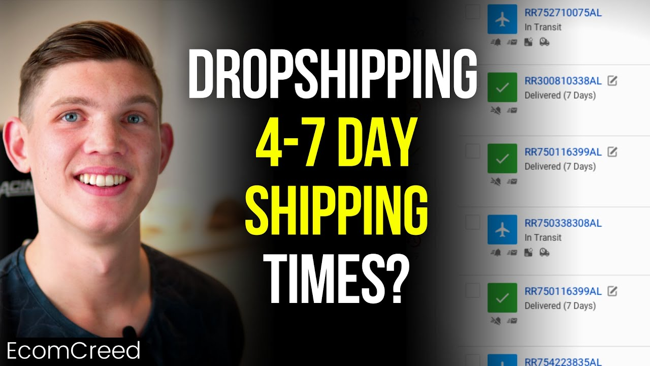 Aliexpress Alternatives For Shopify Dropshipping - With Faster Shipping