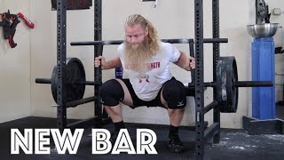Deadlift Tip - Elbows IN / EliteFTS Cambered Bar