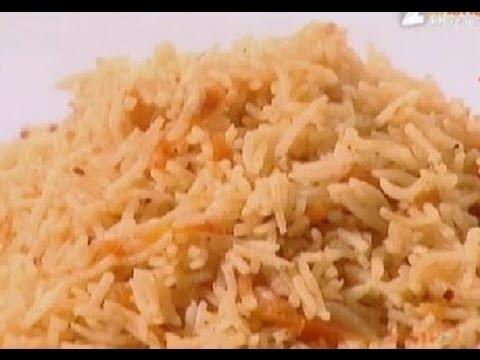Mexican Rice - Sanjeev Kapoor - Khana Khazana