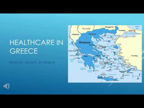 Healthcare in Greece