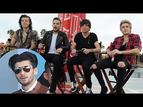Harry Styles Cries Over Zayn Malik Leaving One Direction - Band Reactions
