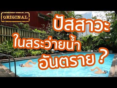 ปัสสาวะในสระว่ายน้ำอันตราย!?! | รู้หรือไม่ - DYK - วันที่ 24 Jan 2019