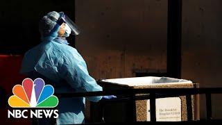 Top Health Experts Call For U.S. To Shut Down To Slow Coronavirus Spread | NBC Nightly News